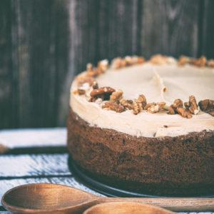 Ciasto kawowo-orzechowe