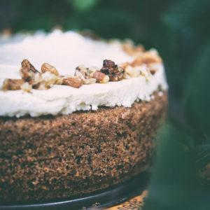 Ciasta owocowe i warzywne